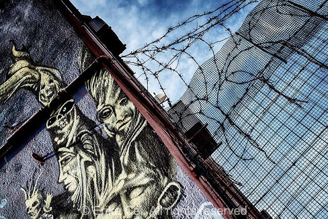 Taranto Tamburi murales
