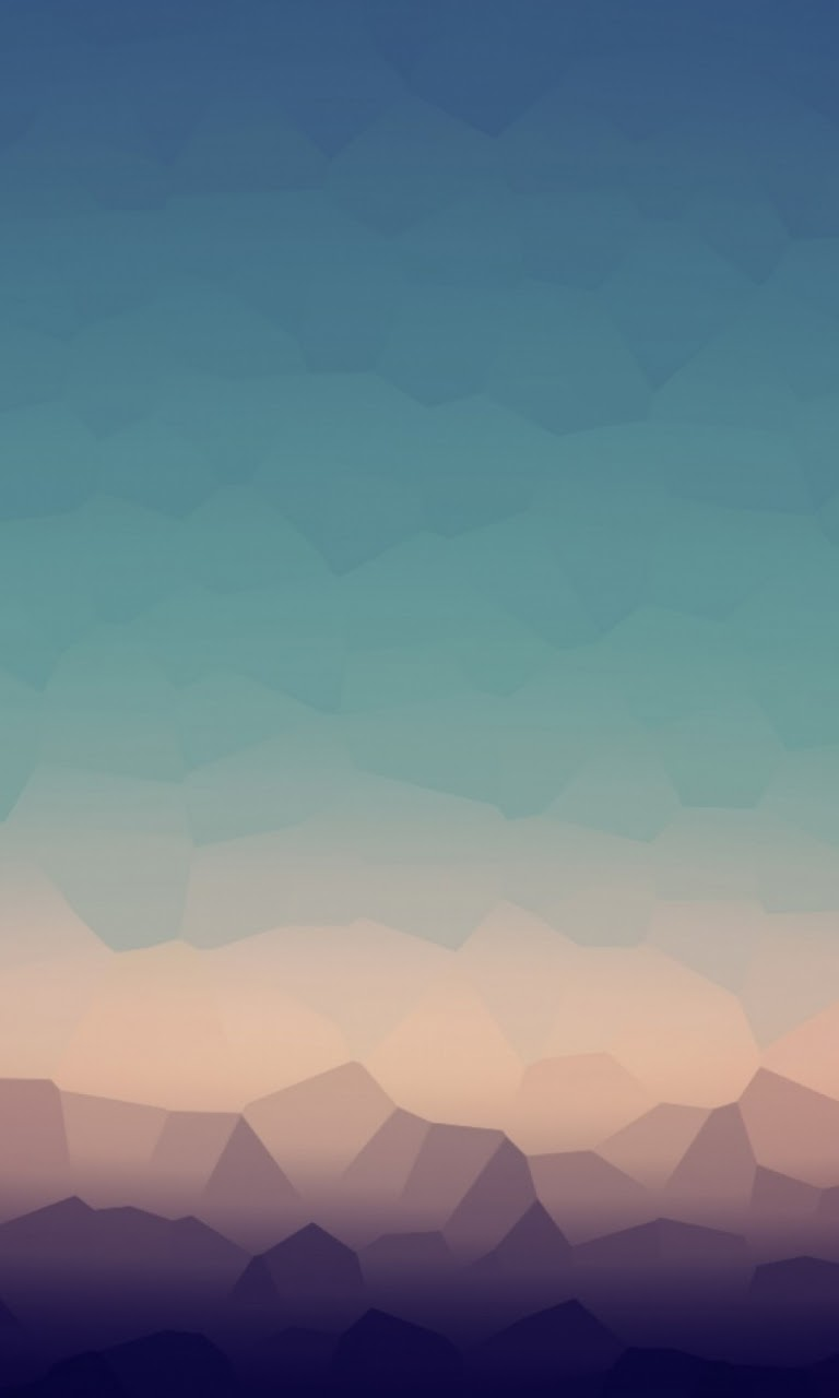 Galaxy Note HD Wallpapers: Abstract Texture Mountains Sky