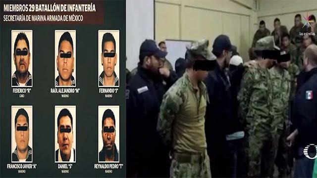 VIDEO, Así es como marinos en patrulla oficial secuestran a empresario para pedir rescate de 20 millones de pesos