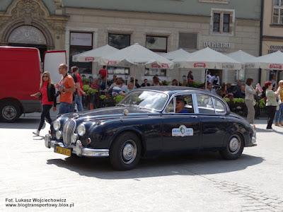 Jaguar Mark II, Rajd Krak 2013