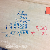 Quick problems are a differentiated way to fill those extra 5 to 10 minutes before recess, lunch, or special.