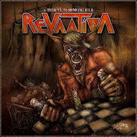 "Οι Ravage διασκευάζουν Running Wild ""Reunation - A Tribute To Running Wild"""
