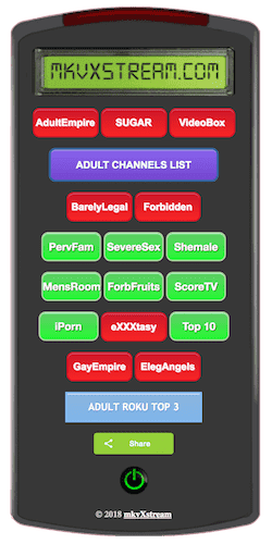 Free Adult Tv Channels App