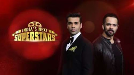 Poster Of India's Next Superstars - Grand Finale 8th April 2018 Watch Online Free Download