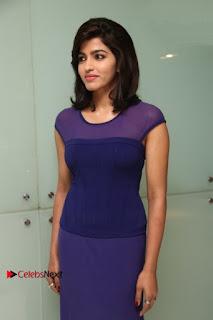 Tamil Actress Dhansika Stills in Purple Long Dress at Simba Audio Launch  0015.jpg
