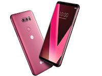 """LG V30 Plus """"Raspberry Rose"""" Sudah Dapat Dipesan, Ini Harga dan Spesifikasi Lengkapnya"""