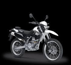 Kawasaki KLX 250S Putih