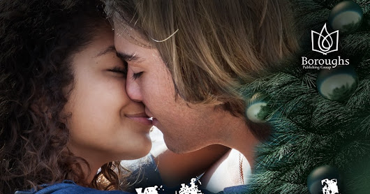 Cover reveal for Metal and Mistletoe!!