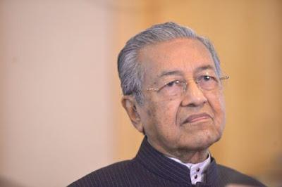DOJ: Tun M Cadang Perhimpunan Aman