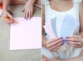 Cara Membuat Kerajinan Tangan Yang Mudah, Lampu Gelas Plastik 4