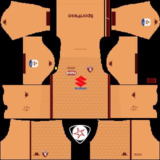 Torino FC 2018 - 2019 GK Third Kit