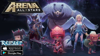 Arena Allstars Mod Apk for Android