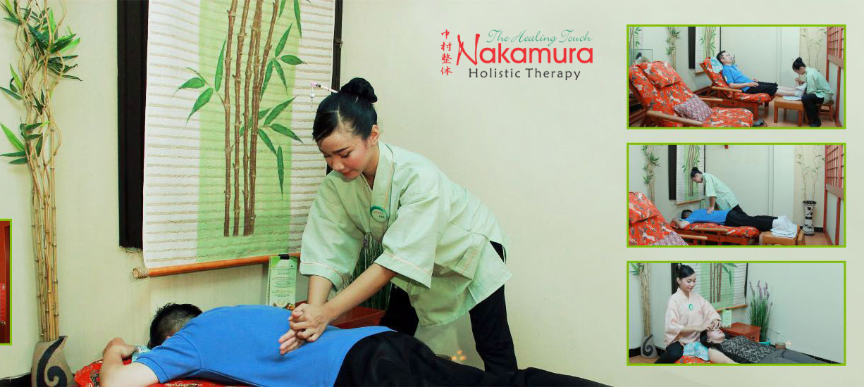 Nakamura The Healing Therapy