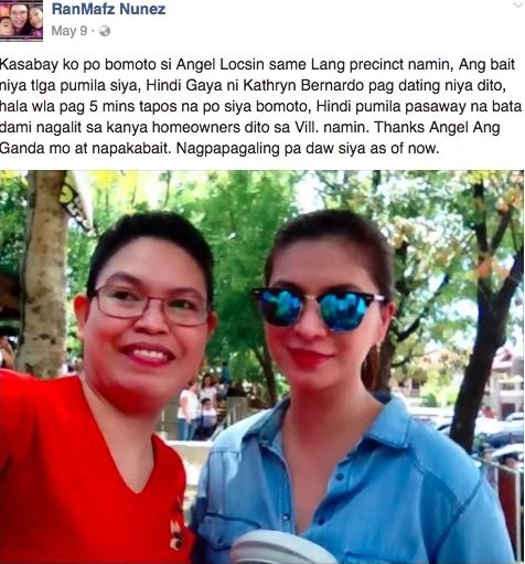 Here Are The Top 20 Reasons Why We All Love Angel Locsin!