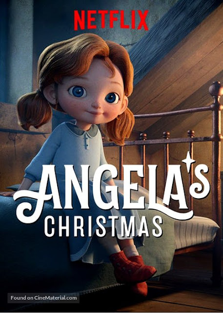 Angela's Christmas (2017) ταινιες online seires oipeirates greek subs