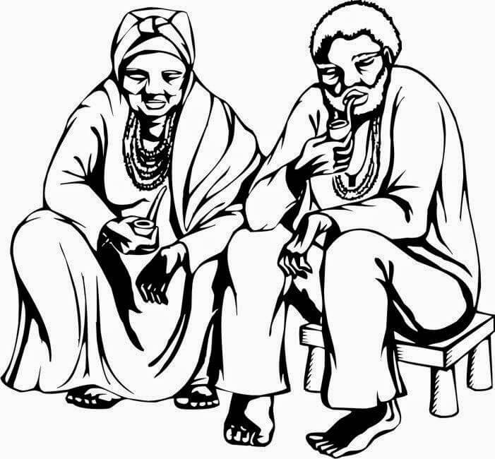 Pretos Velhos na Umbanda
