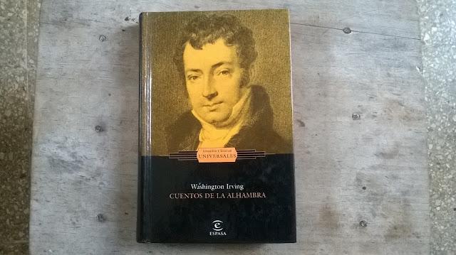 Libro Los cuentos de la Alhambra