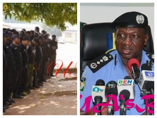 "New Bottled Old Wine: Unmasking Irrelevancies Called IGP Ibrahim's ""11-Point Police SARS Reform""–Intersociety"