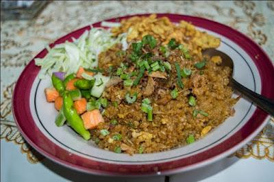 Kuliner Kebumen : Dari Sebuah Mimpi, Oyek Jadi Serasa Nasi Goreng