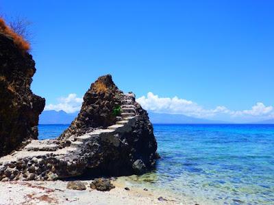 masasa beach batangas stair