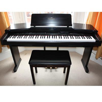 Đàn piano điện Yamaha CVP-65 đã qua sử dụng giá rẻ