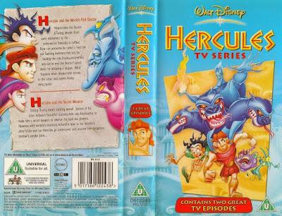Hércules A Série Animada