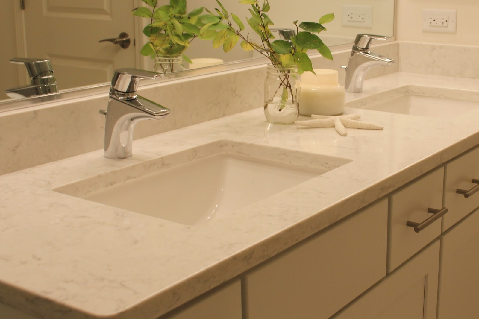Quartz Bathroom Countertops : Choosing the perfect quartz color for countertops hello
