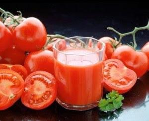 Jus Tomato Untuk Cegah Kanser
