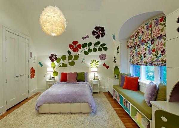 Women's Bedrooms Decorating Ideas 2
