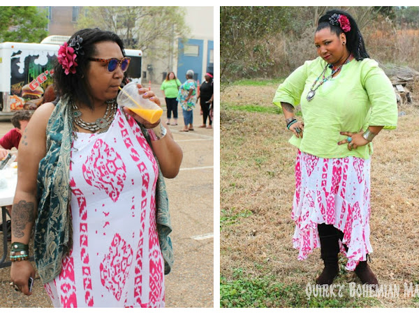 Frugal Bohemian Fashion Tips and Tricks For Women