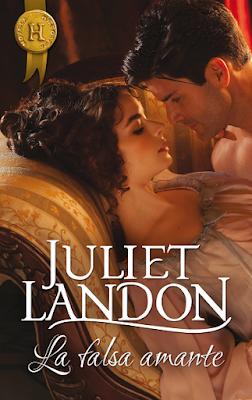 Juliet Landon - La Falsa Amante