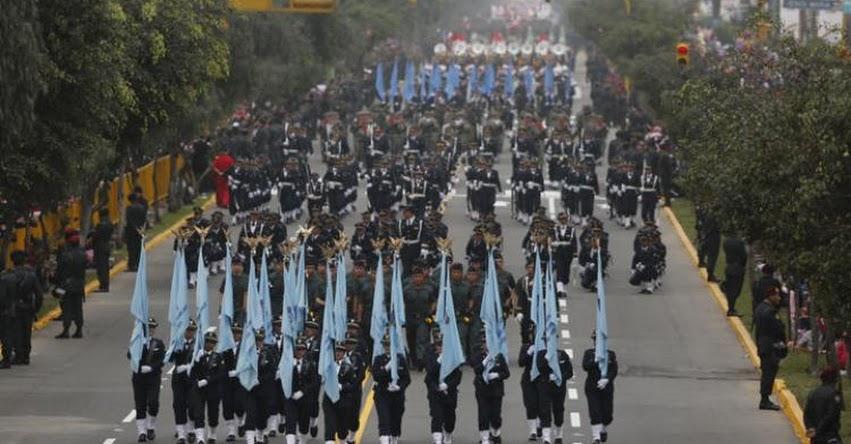 GRAN PARADA MILITAR: Los 5 países que han confirmado su participación en el desfile patrio