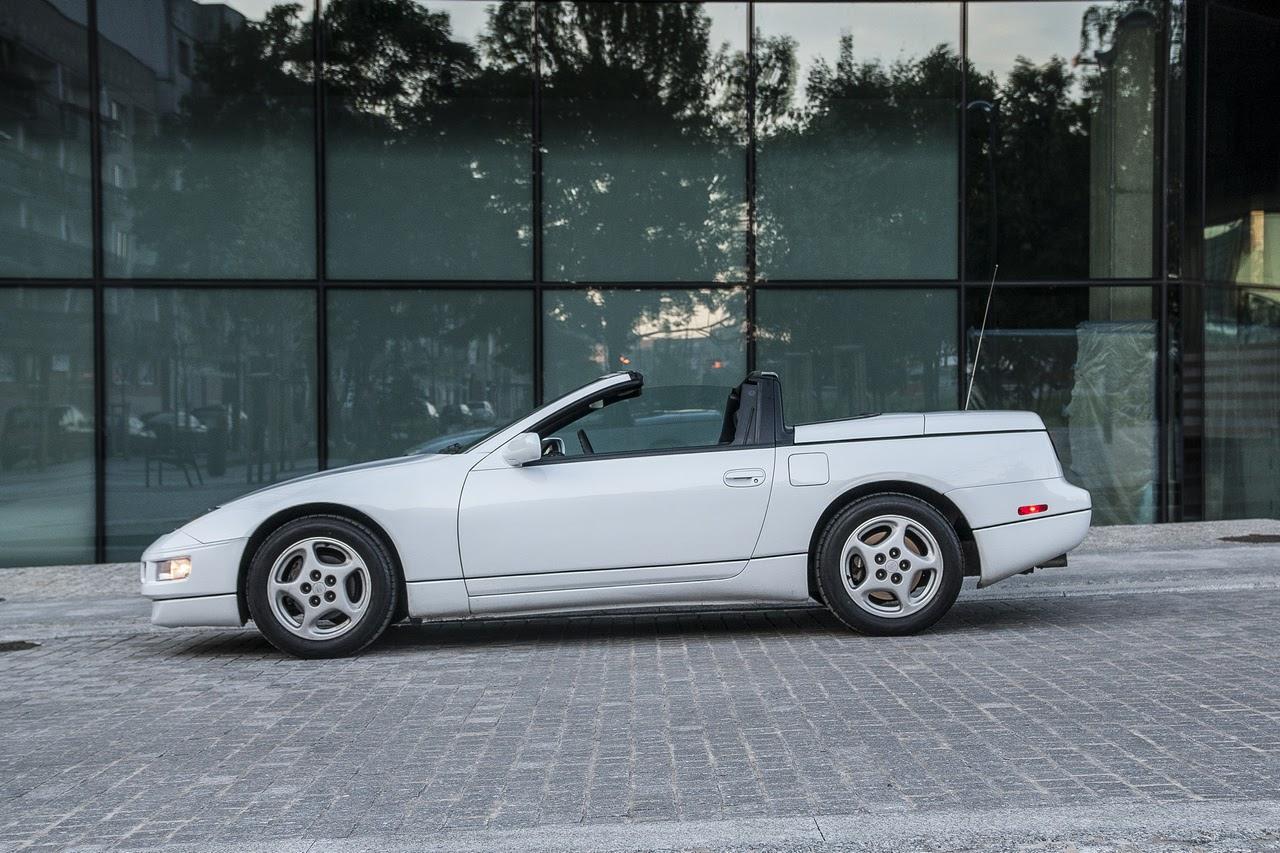 Nissan 300ZX Z32 kabriolet, cabrio