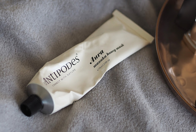 A picture of the Antipodes Aura Manuka Honey Mask