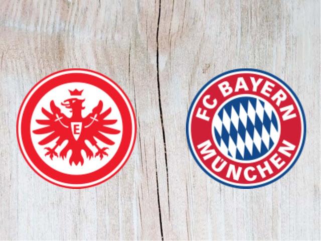 Watch Eintracht Frankfurt vs Bayern Munich Full Match & Highlights - 12 August 2018