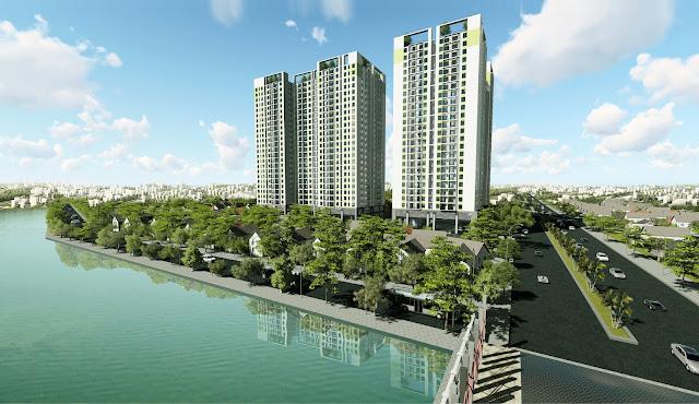 Dự án chung cư cao cấp 360 Giải Phóng
