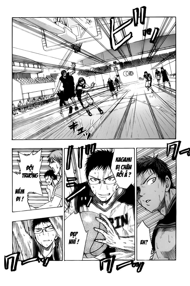 Kuroko No Basket chap 050 trang 9