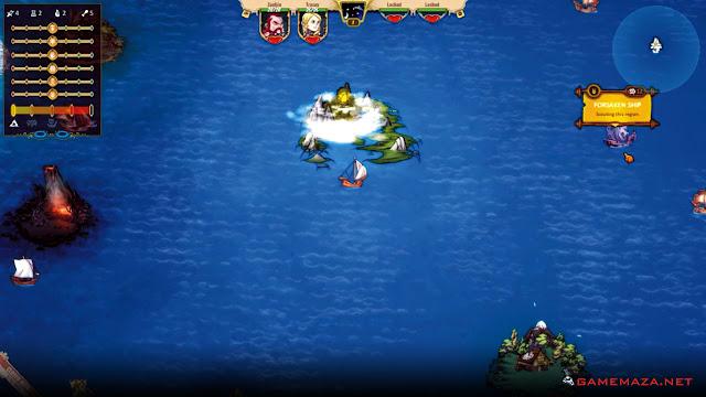 OverFall Gameplay Screenshot 4