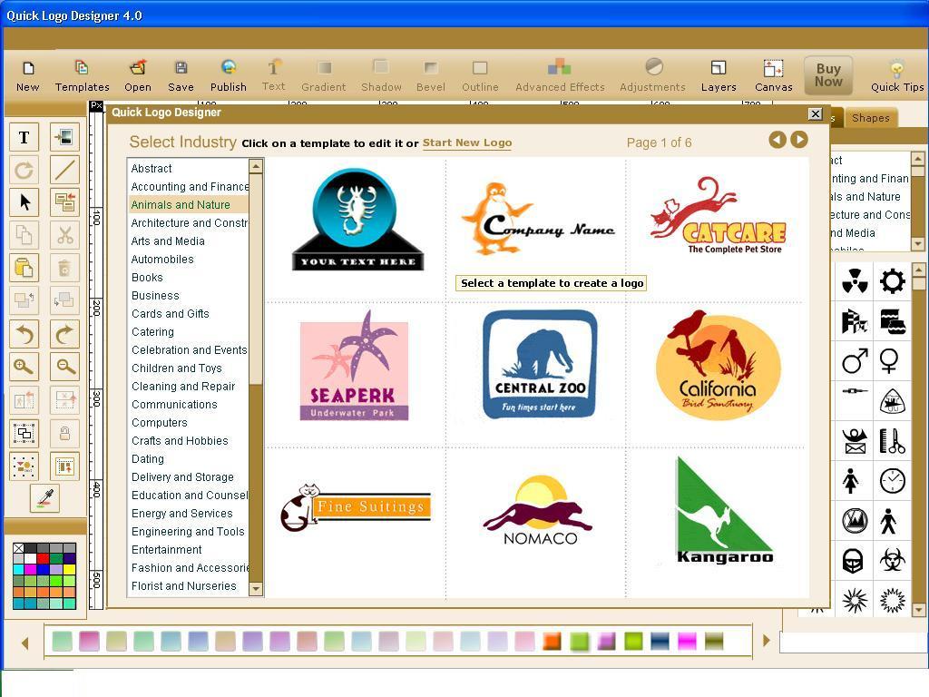 Logo Emblem Design Free Download