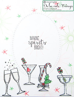 Making Spirits Bright - photo by Deborah Frings - Deborah's Gems