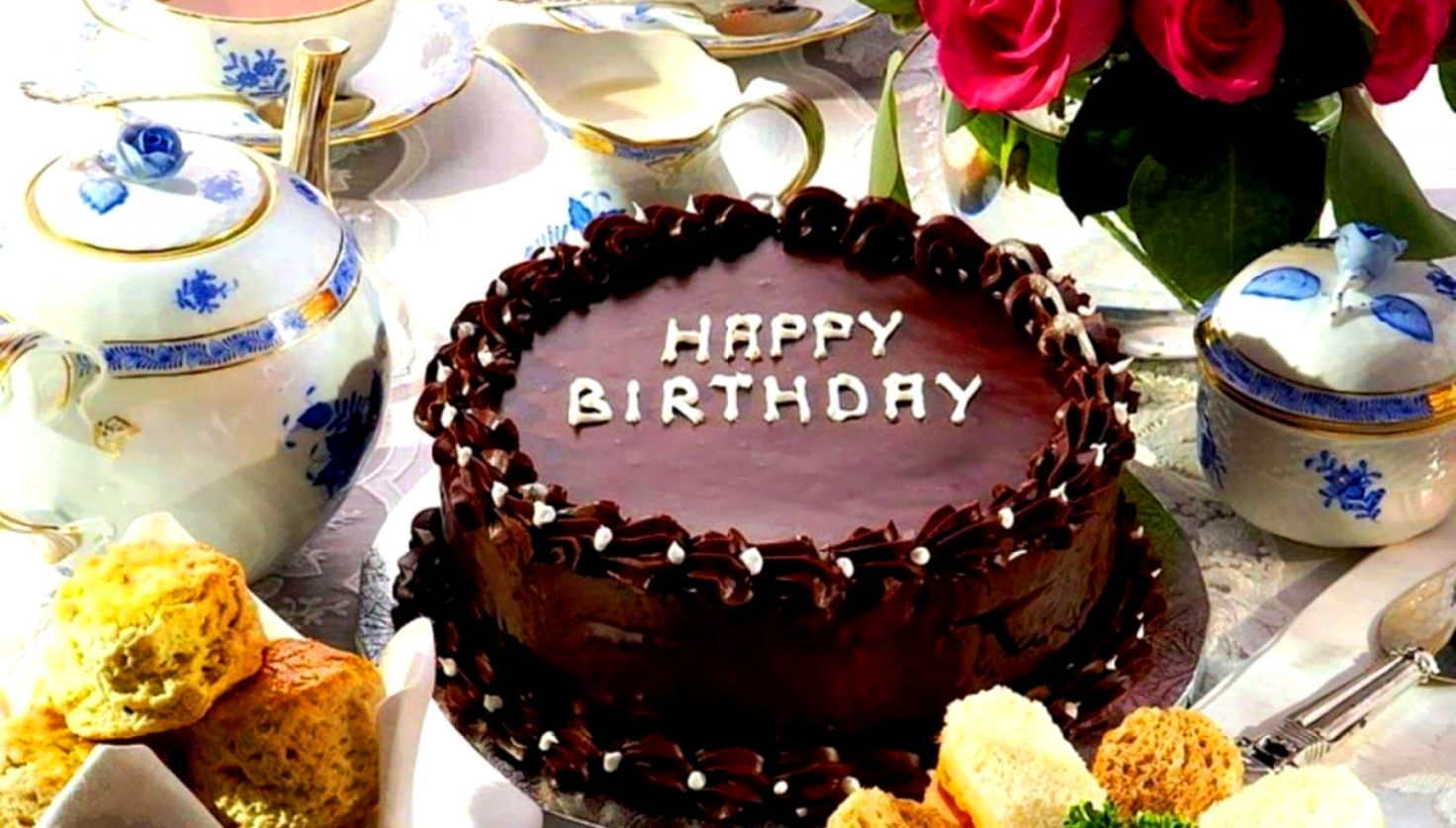 Happy Birthday Cake Hd Wallpaper Wallpapers Beautiful