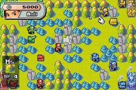 Advanced Wars Screenshot 2