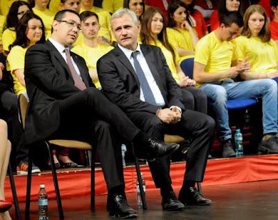 Victor Ponta, Liviu Dragnea, PSD, Románia,