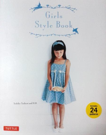 Conhiloslanasybotones: Girls Style Book