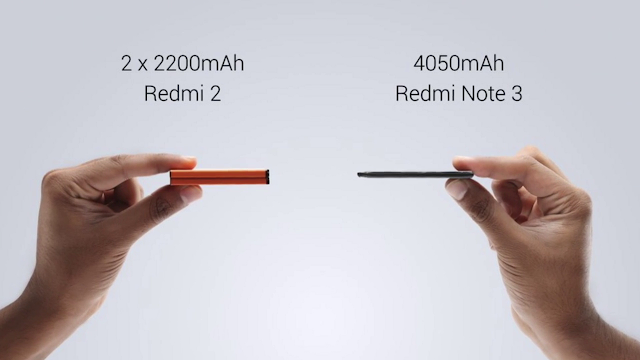 redmi 2 vs redmi note 3