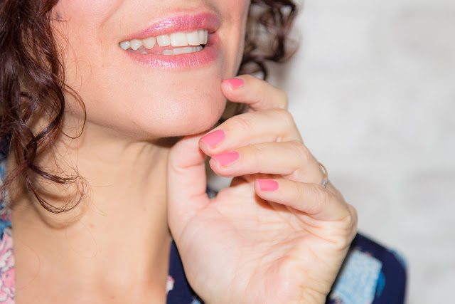 maquillage - levres - boho - rose anglais