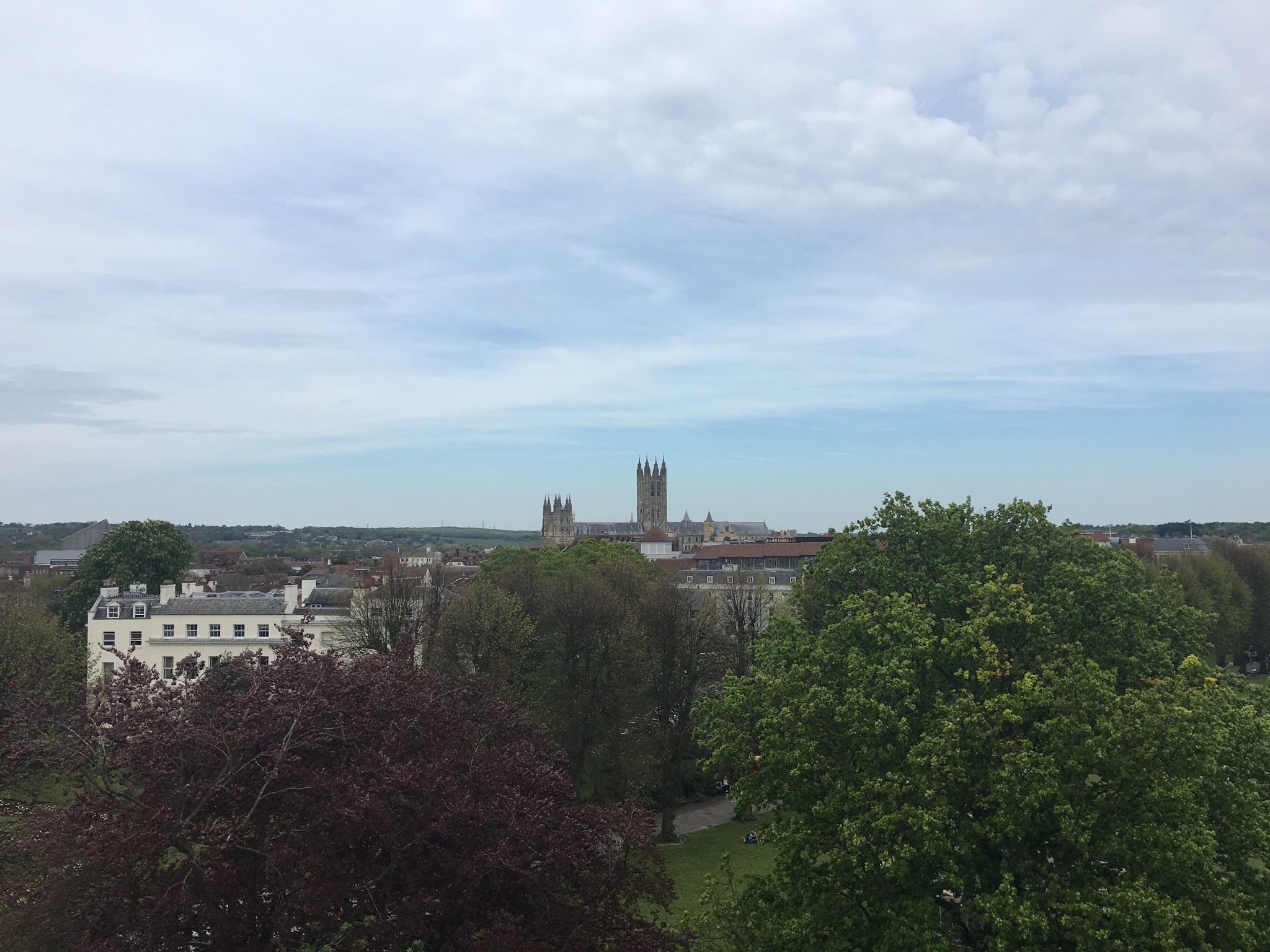 24 hours in Canterbury