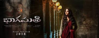 Bhaagamathie,s  New Poster Reveals
