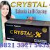 Crystal X ( Obat keputihan Alami ) Perapat miss V