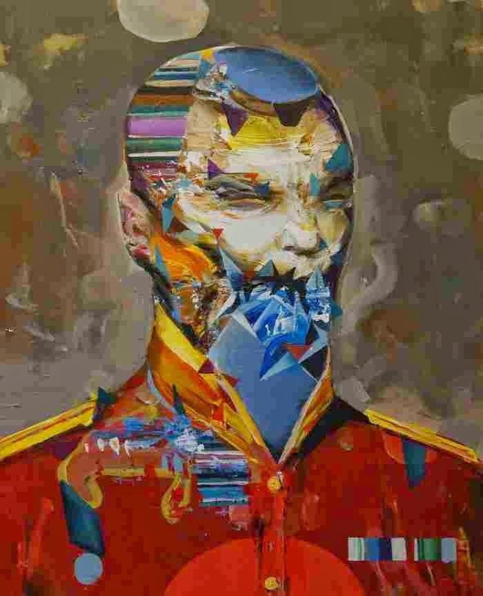 Современный польский художник. Daniel Maczynski